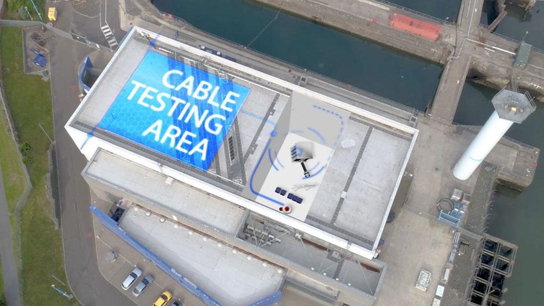 CASE STUDY- ORE Catapult's HV Lab