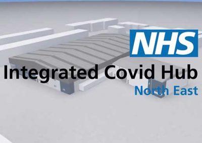 Integrated Covid Hub North East- Lighthouse Lab