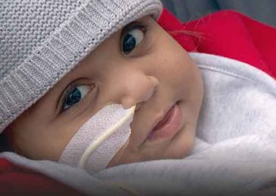 NHSBT- Anaya's Story